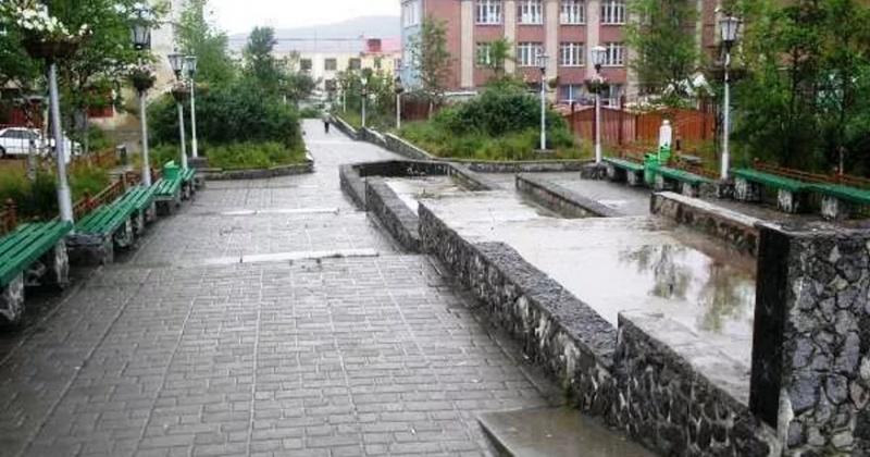 Члены землячества «Северное притяжение» поддержали инициативу переименования сквера «60 лет Магадану» в «Школьный сквер имени В. Е. Гоголевой»