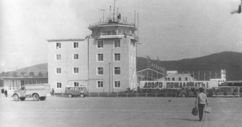 Строительство первой очереди взлётно-посадочной полосы магаданского аэропорта на 56-м километре было закончено 57 лет назад