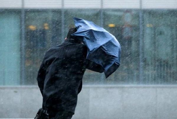 Сильный ветер и дождь со снегом ожидается на территории Магаданской области