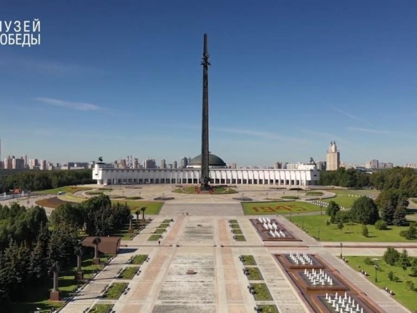 Жителей Колымы приглашают на виртуальную прогулку по Поклонной горе