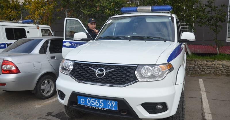 В Отделе МВД России по городу Магадану отметили лучших сотрудников патрульно-постовой службы полиции