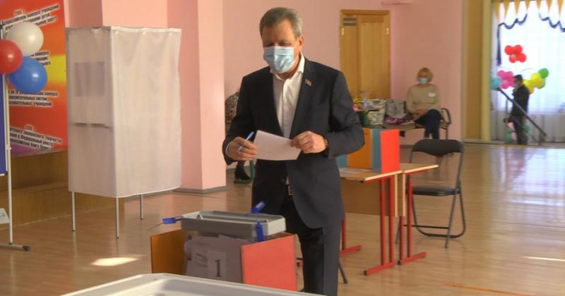 Сергей Абрамов: Проведение выборов в течение трех дней очень важно для Магаданской области