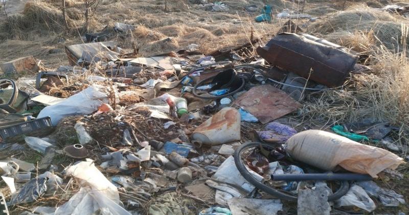 По требованию прокурора суд обязал ООО «Новострой» очистить п. Стекольный от мусора