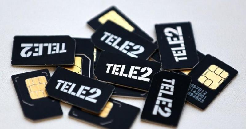 Клиенты на Колыме переставили SIM-карты Tele2 в главный слот