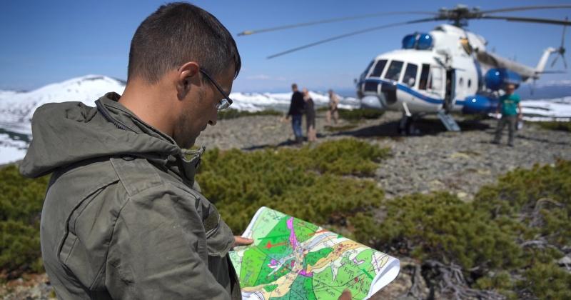 Геологи региональной юниорной компании завершили первый полевой сезон