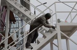 Через месяц планируют сдать в эксплуатацию новый бассей в Магадане