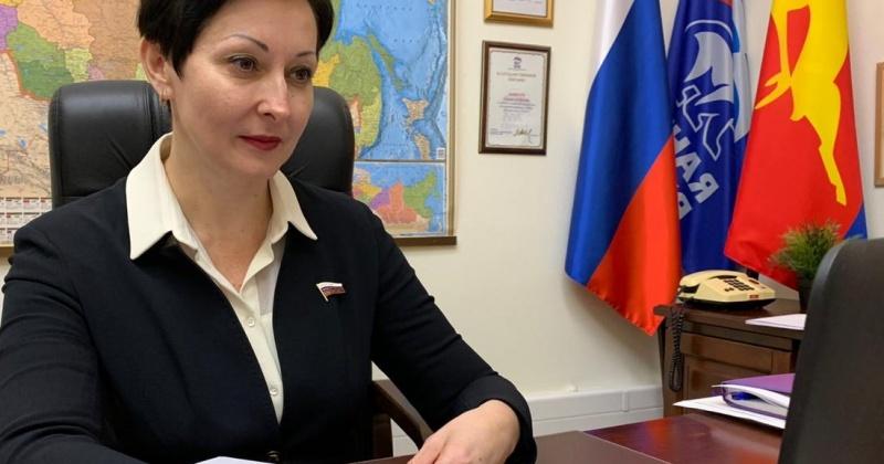 Свой тематический приём Оксана Бондарь на сей раз посвятит вопросам ЖКХ