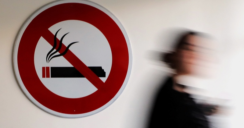 262 жителя Магаданской области привлечены  к административной ответственности за курение