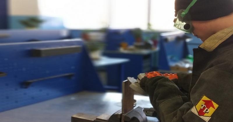 В Магаданском горно-строительном колледже оборудованы мастерские по четырем строительным направлениям
