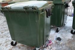 Более 300 контейнерных баков в Магадане заменят к концу этого года