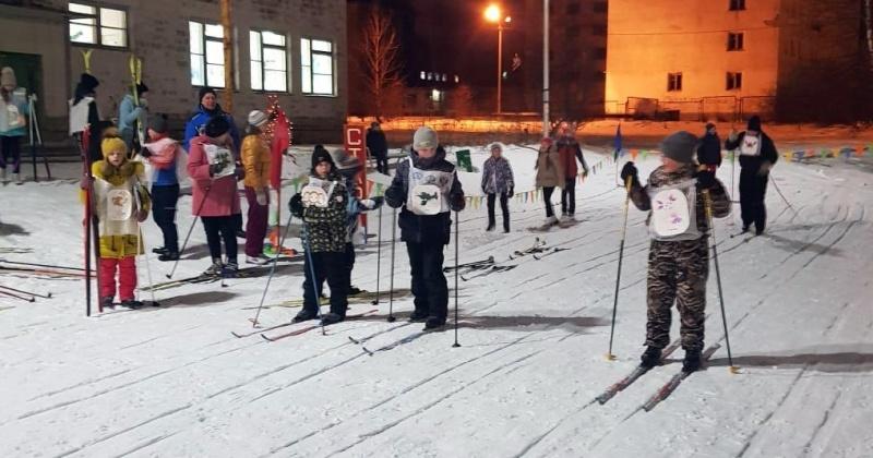 При поддержке Евгения Салтанова в Соколе состоялся традиционный предновогодний лыжный забег