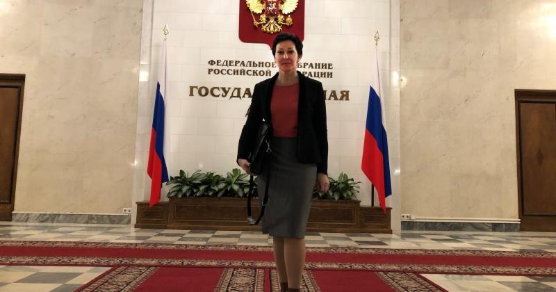 Тематический приём и серию рабочих встреч проведёт в Магадане Оксана Бондарь