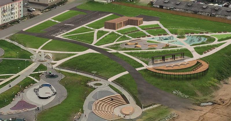Большинство жителей Магадана поддержали концепцию развития культурно-туристического пространства Парк «Маяк»/«Премьер»