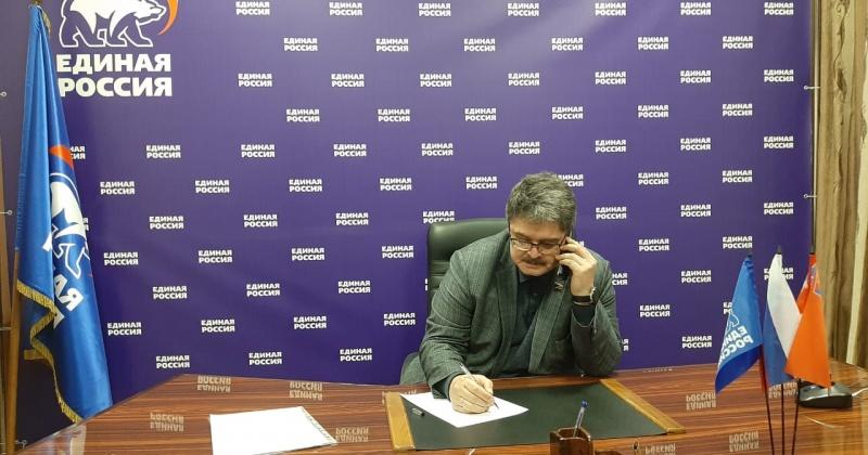 Сенатор Анатолий Широков провел прием колымчан