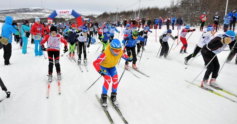 Елена Вяльбе даст старт XXXIX открытой Всероссийской массовой гонке «Лыжня России» в Магадане