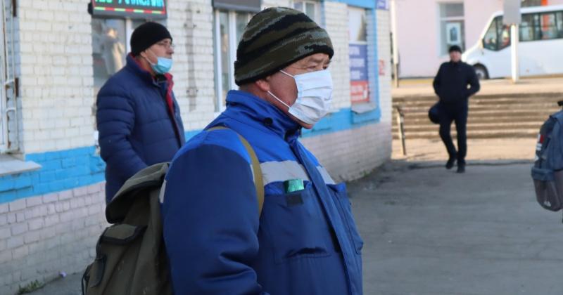 Названы готовые остаться в масках категории россиян