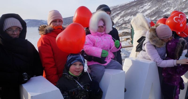 Магаданцы весело и интересно провели выходные дни 13 и 14 февраля. А на митинги не пошли