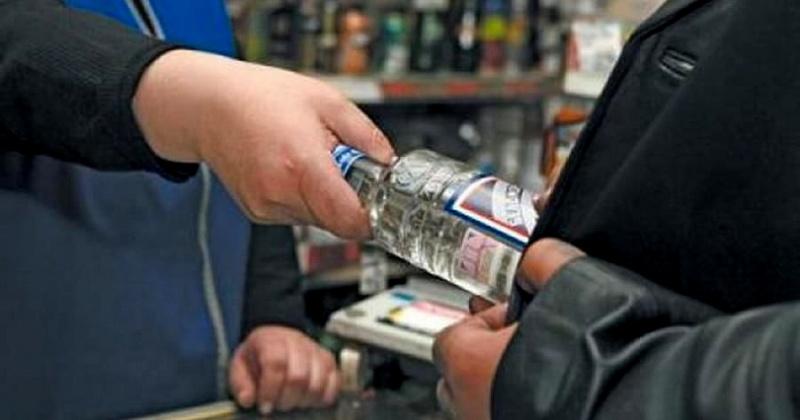 Магаданская область в тройке лидеров по употреблению водки
