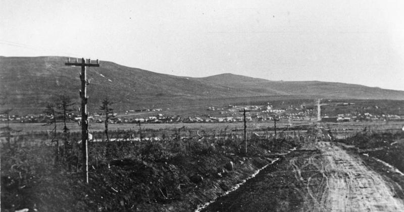 Место под центр Дальстроя начали искать на Колыме 85 лет назад
