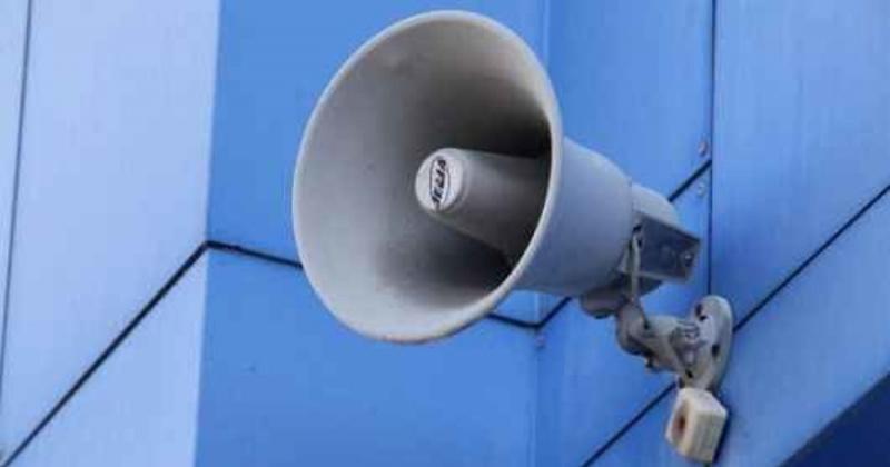 Электросирены и уличные громкоговорители проверят в Магадане
