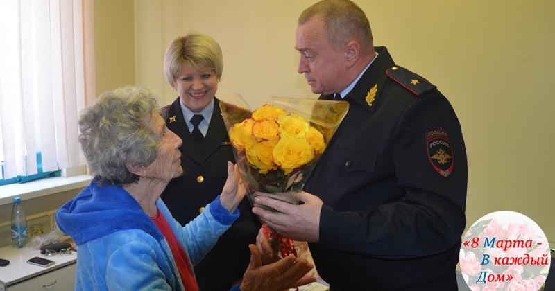 В Магадане стартует традиционная Всероссийская акция «8 Марта в каждый дом!», инициированная МВД России
