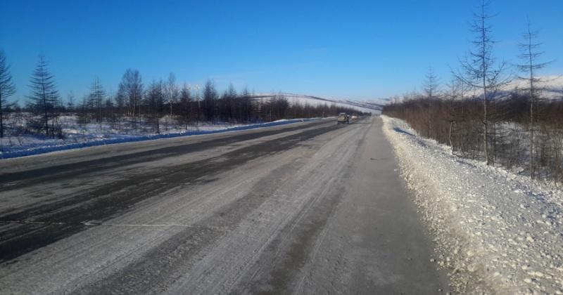 """Росавтодор отремонтирует 25 км трассы """"Колыма"""" в Магаданской области почти за 2,5 млрд руб"""