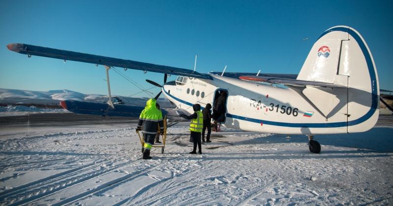 На Колыме запустили авиарейс по маршруту Магадан – Усть-Омчуг - Магадан
