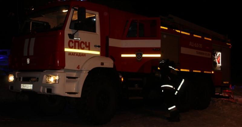 Колымчанин погиб при пожаре в квартире пятиэтажного дома