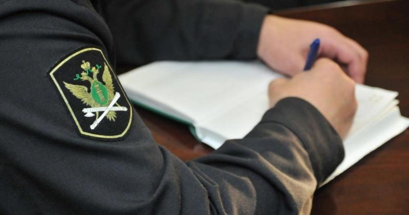 Завершено расследование уголовного дела по обвинению должностного лица УФССП России по Магаданской области