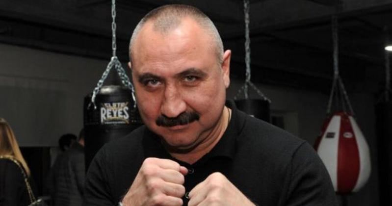 Почетный гражданин города Магадана Александр Лебзяк отмечает день рождения