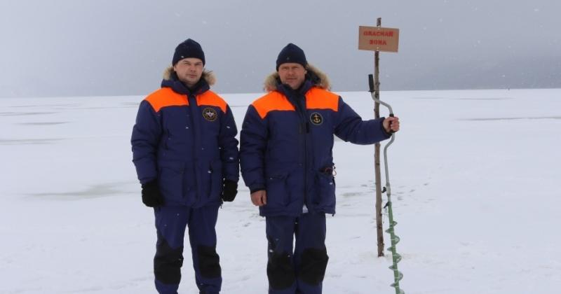 Лед в бухте Гертнера разрушен полностью, в бухте Нагаева остается небольшой участок ледового припая