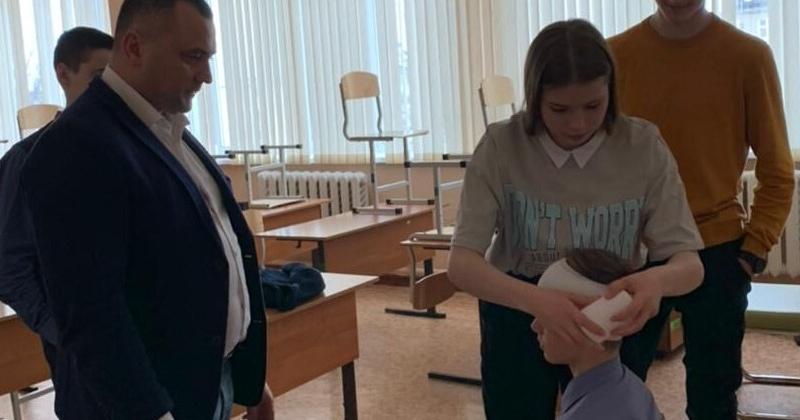 Проект «Здоровое будущее» помогает школьникам оказаться в реальной ситуации, связанной с медицинской профессией и сделать свой выбор