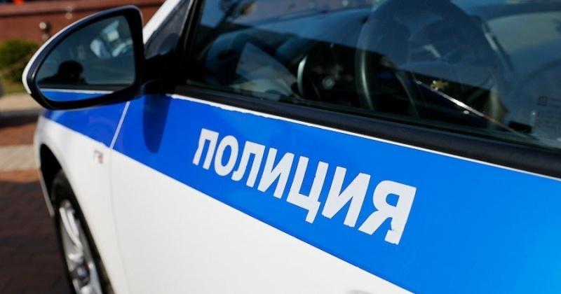 Полицейскими в Магадане установлен местный житель, совершивший грабеж