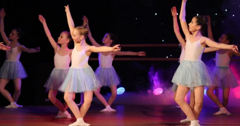 Танцоры Детской школы искусств при Магаданском колледже искусств представили выпускной концерт