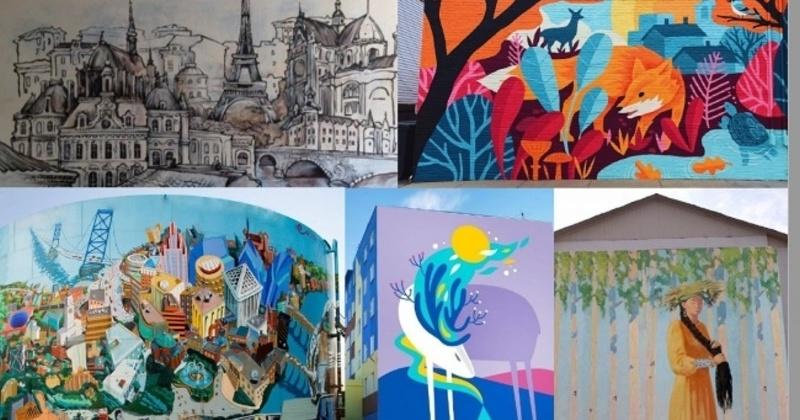 Мэрия Магадана приглашает профессиональных художников принять участие в конкурсе эскизов