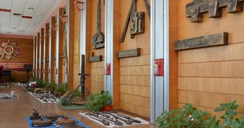 Музейный комплекс города Магадана награжден Благодарственным письмом Президента РФ