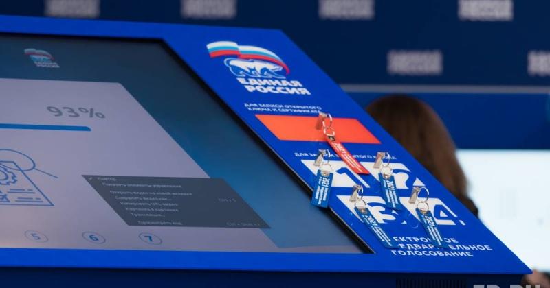 Сегодня, 24 мая, в Магаданской области стартует электронная процедура предварительного голосования.