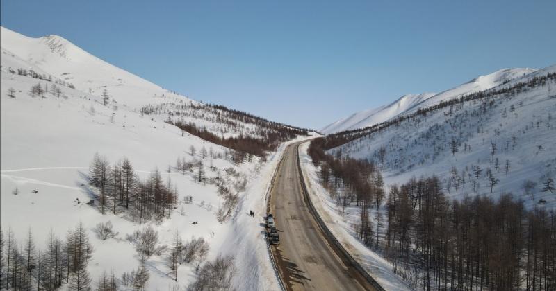 Крупная магаданская компания заплатила миллион рублей за причинение вреда дорогам