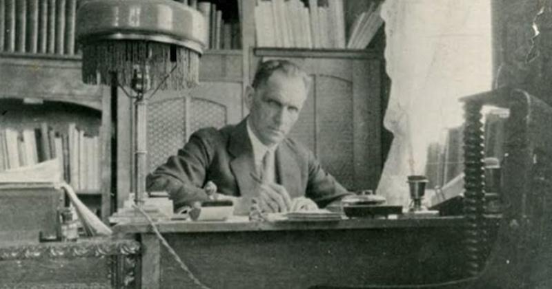 Выдающийся российский учёный, исследователь Дальнего Востока Владимир Арсеньев посетил Тауйское побережье 102 года назад