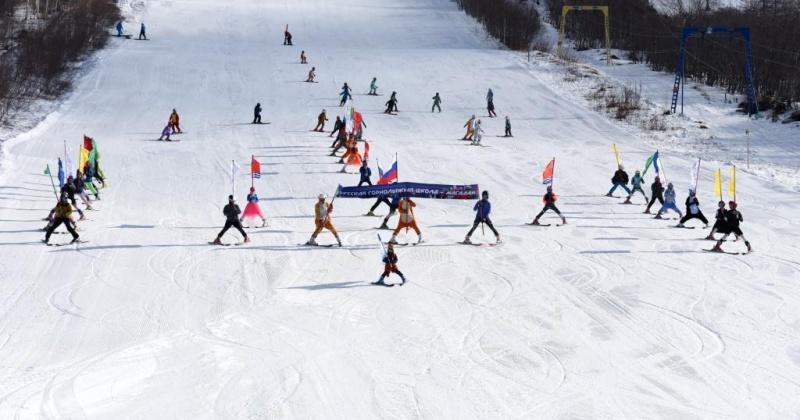 В горнолыжной школе Магадана появится современный кресельный подъёмник