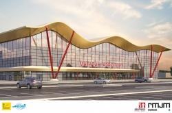 Обнародованы варианты дизайн-проектов здания будущего аэровокзала Магадана (фото)
