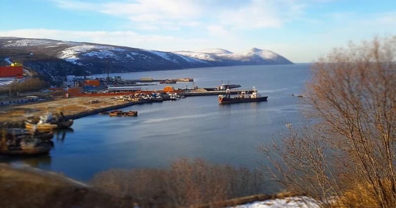 В текущем месяце запланирована передача Магаданского рыбного порта в собственность региона