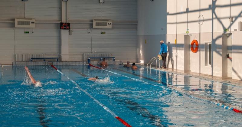 """В Магадане открылся новый бассейн """"Дельфин"""""""
