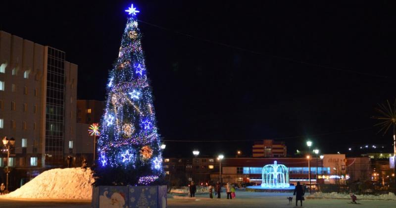 Расписание новогодних елок в Магадане 2019 новые фото